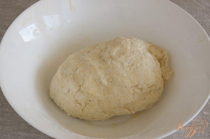 Фото приготовление рецепта: Ароматные груши в творожном тесте шаг №4
