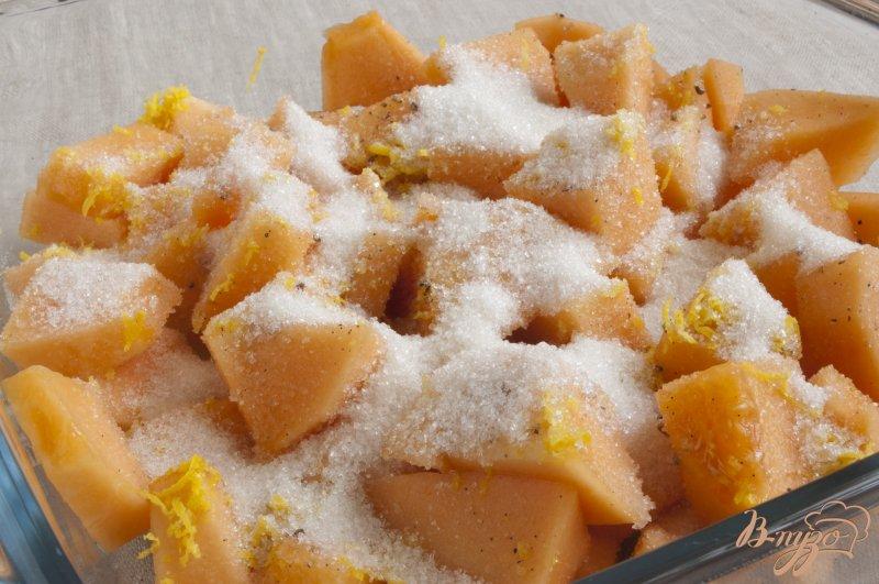 Фото приготовление рецепта: Мармелад из дыни шаг №5