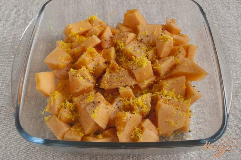 Фото приготовление рецепта: Мармелад из дыни шаг №4