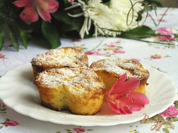 Рецепт Рисовые мини-пудинги с цедрой лимона и лайма