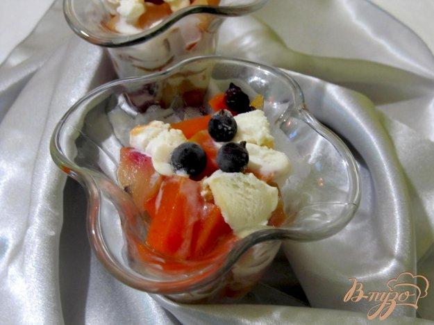 Рецепт Десерт из тыквы