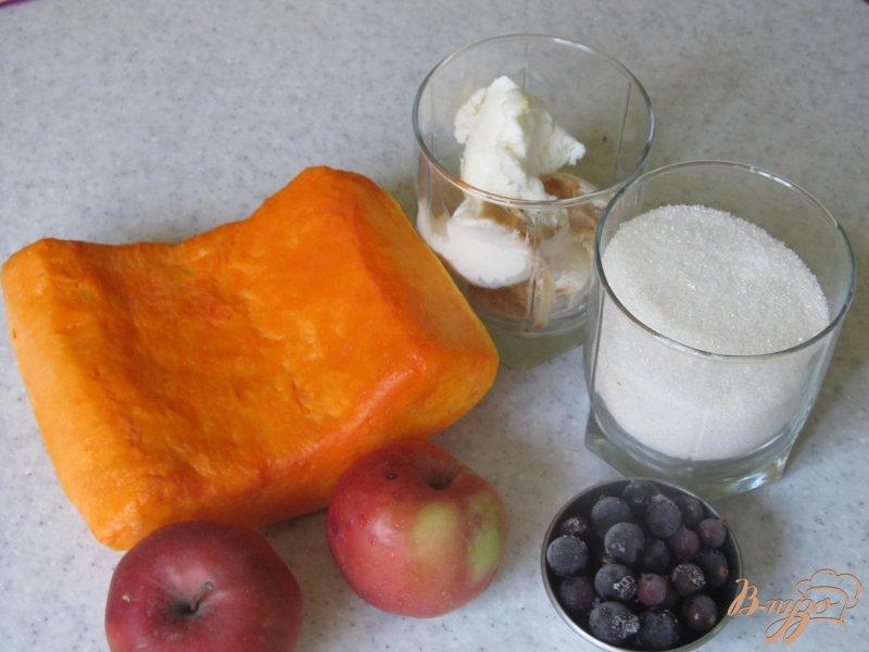 Фото приготовление рецепта: Десерт из тыквы шаг №1