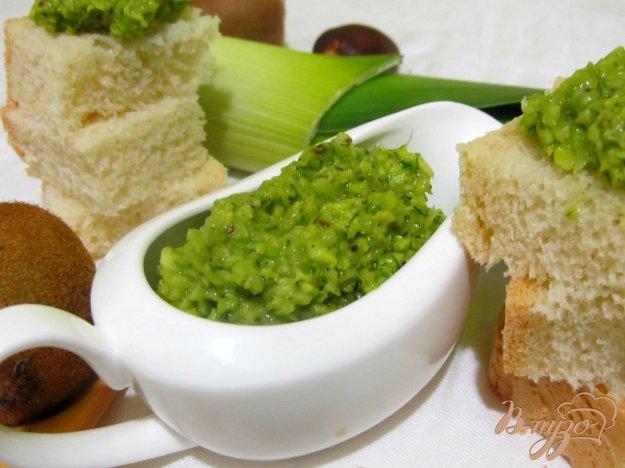 Рецепт Закуска из авокадо и киви