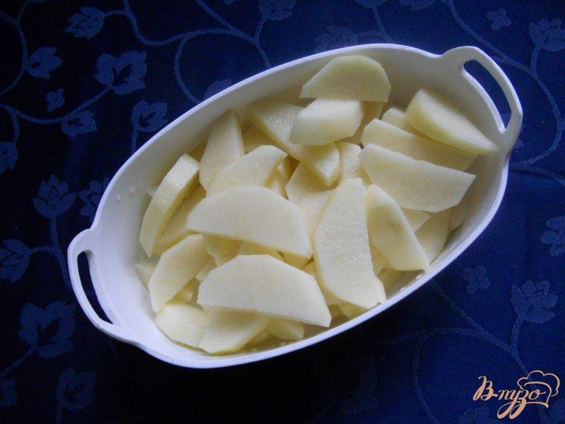 Фото приготовление рецепта: Гороховый суп на свиных ребрышках шаг №5