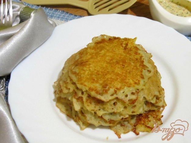 Рецепт Драники в вафельнице