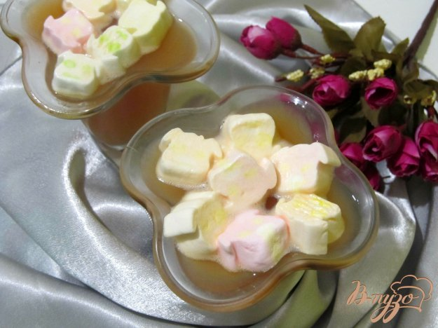 Рецепт Десерт желейный