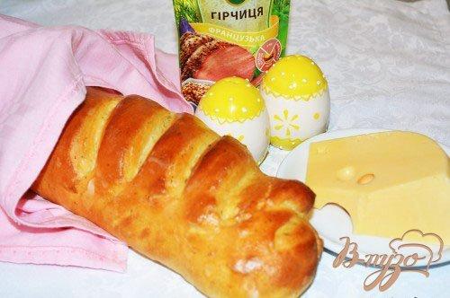 Рецепт Домашний хлеб на аджике