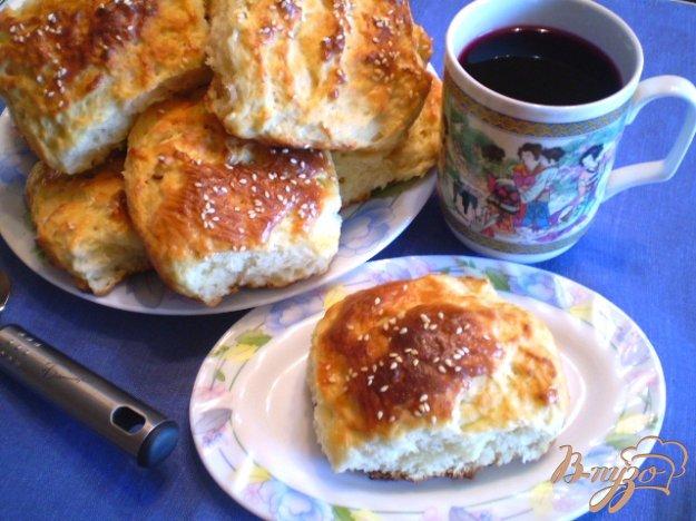 Рецепт Кефирные булочки