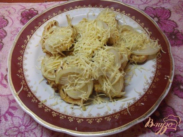 Рецепт Битки из маринованного куриного филе