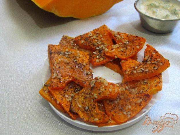 Рецепт Чипсы из тыквы