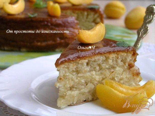 """Рецепт Торт """"Дыня и лимон"""""""