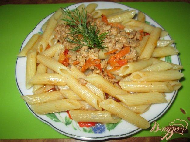 Рецепт Паста а-ля болоньезе