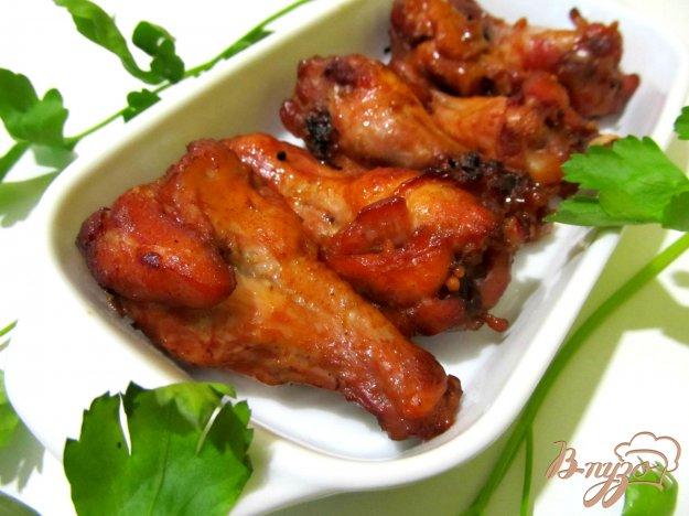 фото рецепта: Крылышки медовые