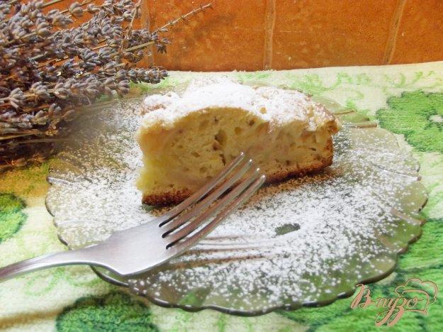 Рецепт Простая шарлотка с грецкими орехами