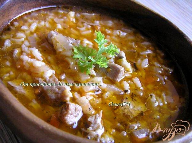 фото рецепта: Суп харчо с ягненком