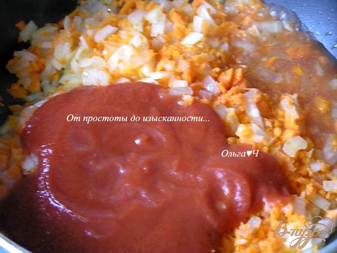 Фото приготовление рецепта: Суп харчо с ягненком шаг №4