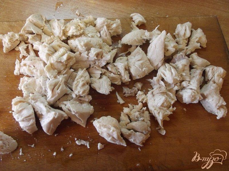 Фото приготовление рецепта: Суп с двумя видами грибов шаг №7