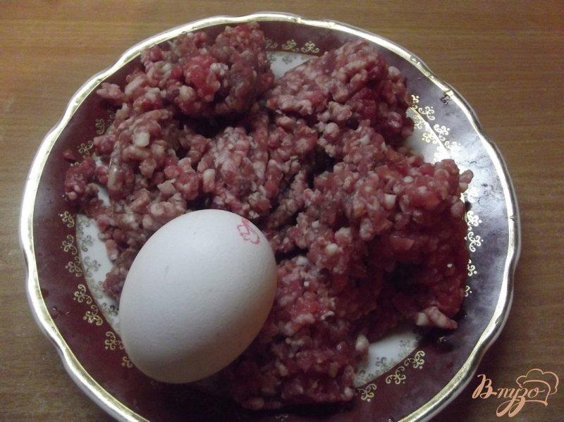 Фото приготовление рецепта: Котлеты тушеные в томатном соке шаг №1