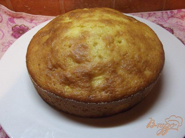 Рецепт Яблочный пирог с черешней и изюмом