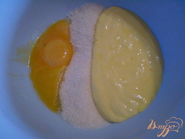 Фото приготовление рецепта: Ананасовый пирог шаг №3