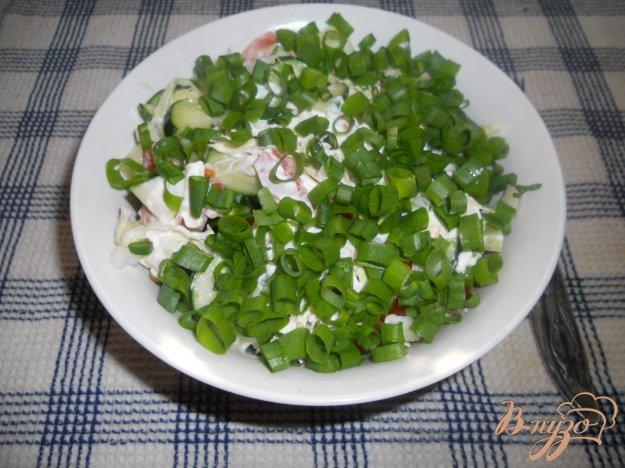 Рецепт Весенний салатик
