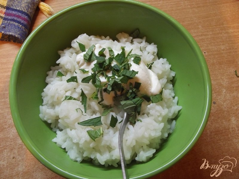Фото приготовление рецепта: Турецкий рис шаг №5