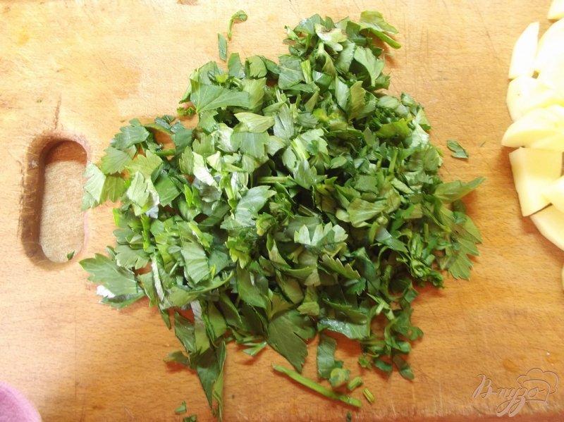 Фото приготовление рецепта: Суп бараний шаг №4