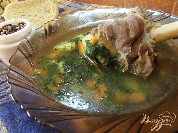 фото рецепта: Суп бараний