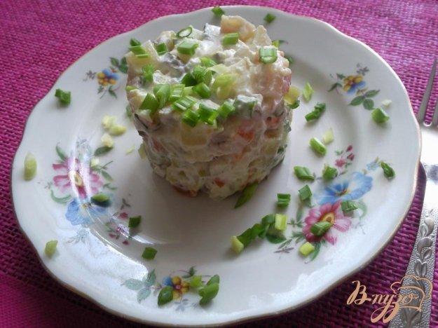 фото рецепта: Салат из сельди