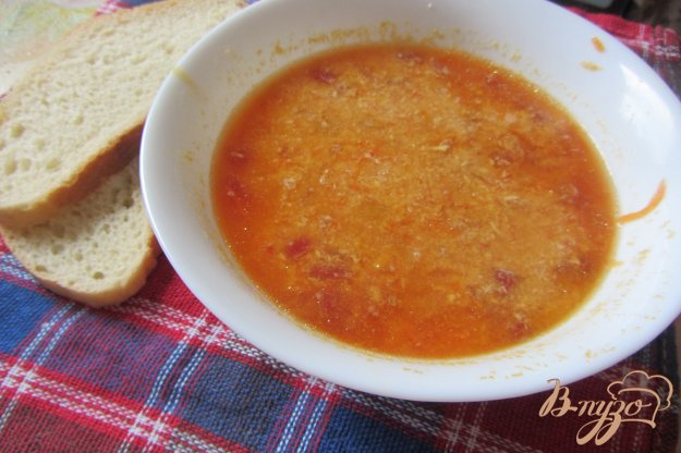 Рецепт Детский суп с буряком.