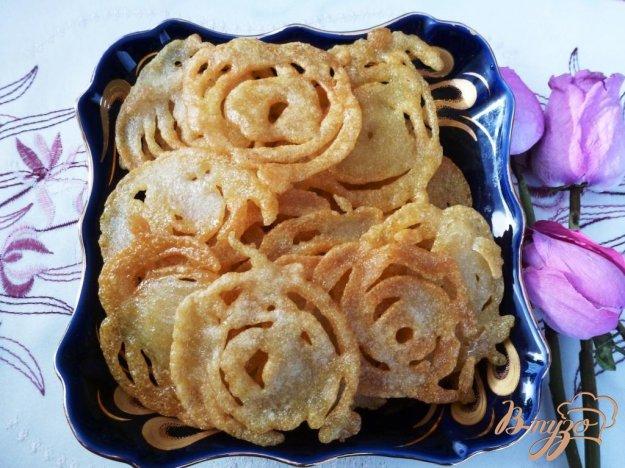 Рецепт Джалеби (индийская сладость)