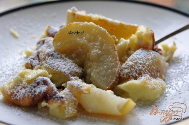 фото рецепта: Пудинг с грушами