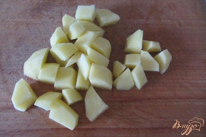 Фото приготовление рецепта: Ароматный гороховый суп шаг №2