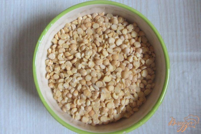 Фото приготовление рецепта: Ароматный гороховый суп шаг №3