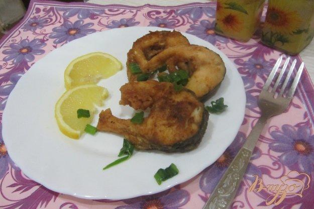 фото рецепта: Пиленгас жареный с паприкой.