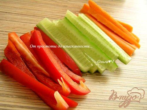 Морковно-чечевичный дип