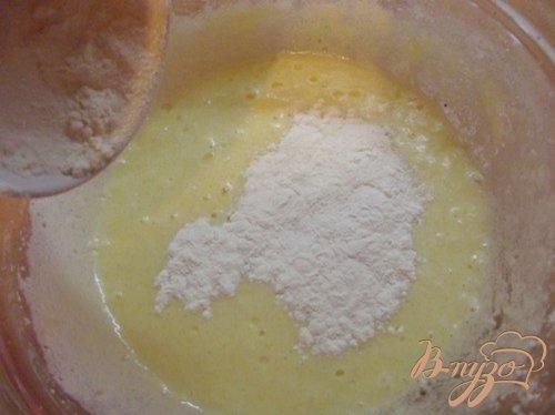 Пирог апельсиновый с миндалем