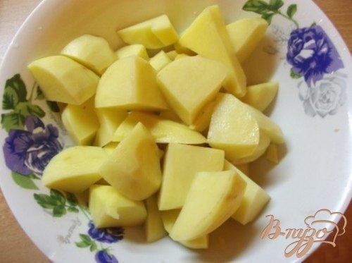 Тыквено-картофельное пюре