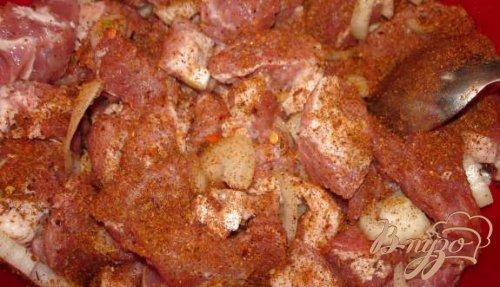 Мясо по-Грузински № ?