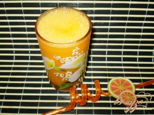 Сок тыквенно-морковно-апельсиновый