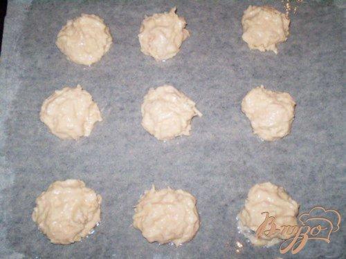 Сырное соленое печенье