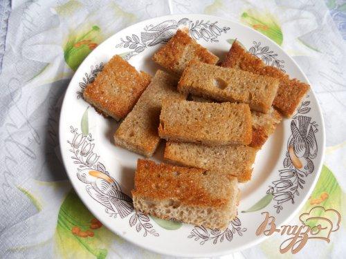 Бутерброды с крем-салом