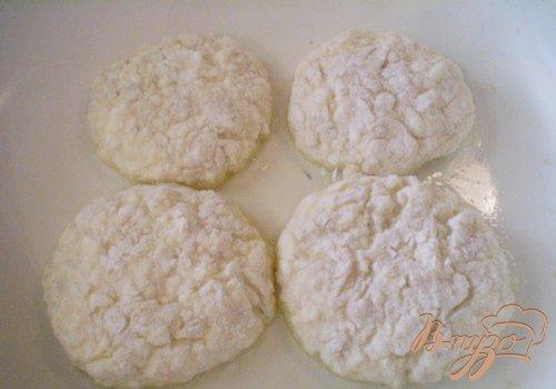 Сырники ванильные с пластивцами