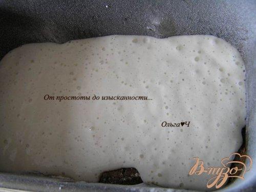 Кофейно-шоколадная бриошь