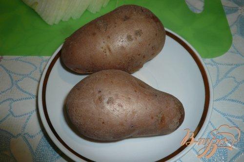 Теплый салат с печенью