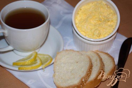 Яичное масло для завтрака