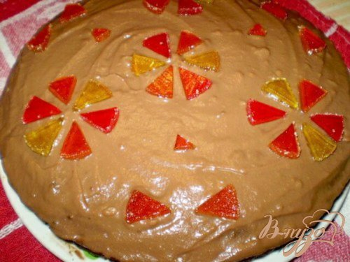 Пирог для сладкоежки