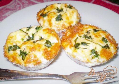 Яйца запеченные в духовке