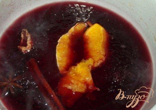 Винный напиток с медом