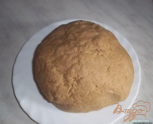 Чайное овсяное печенье